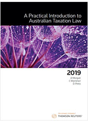 A Practical Introduction to Taxation Law 2019