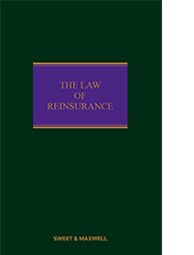 The Law of Reinsurance 5 edition