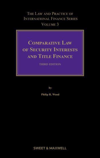 Security Interests and Title Finance: Jurisdictional Comparisons 1st ed