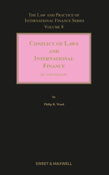 Wood: Conflict of Laws in International Finance 2e
