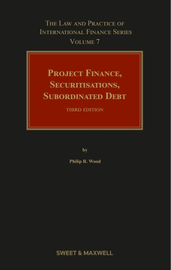 Project Finance, Securitisation and Subordinated Debt 3e