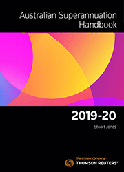 Australian Superannuation Handbook 2019-20 Book + eBook