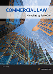 Commercial Law (ACU)