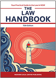 The Law Handbook 15th edition