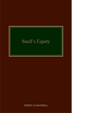 Snell's Equity 34th Edition