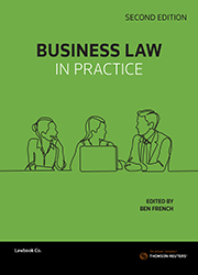 Business Law in Practice 2nd ed