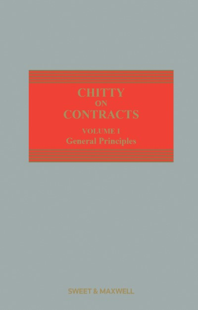 Chitty on Contracts 33rd Edition Mainwork + Supplement