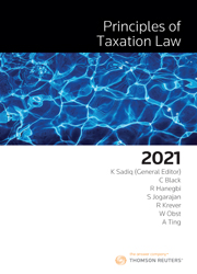 Principles of Taxation Law 2021 ebook