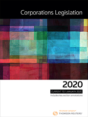 Corporations Legislation 2020 Book+eBook