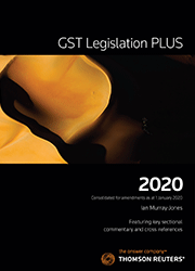 GST LEGISLATION PLUS 2020 EBOOK