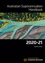 Australian Superannuation Handbook 2020-21 Book + eBook