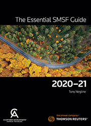 THE ESSENTIAL SMSF GUIDE 2020-21