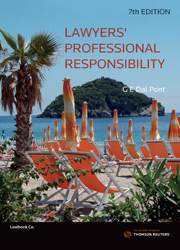 Lawyers' Professional Responsibility 7th edition ebook