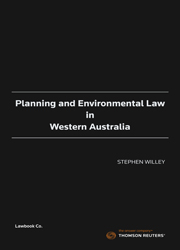 Planning & Environmental Law in Western Australia