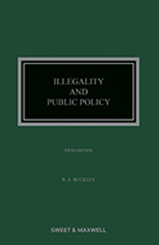 Illegality and Public Policy 5th Edition