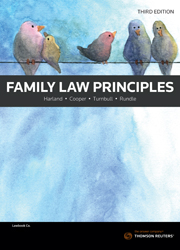 Family Law Principles 3e
