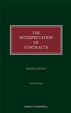 The Interpretation of Contracts 7th Edition
