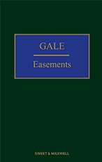 Gale on Easements 21st edition
