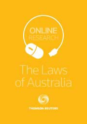 The Laws of Australia