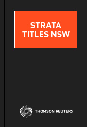 Strata Titles NSW
