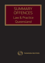 Summary Offences Queensland Online