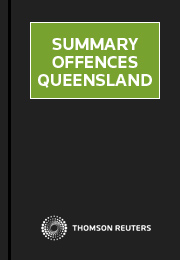 Summary Offences Queensland