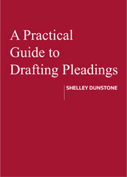 Practical Guide to Drafting Pleadings