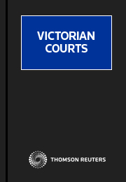 Victorian Courts looseleaf
