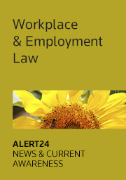 Alert24 - Workplace & Employment Law