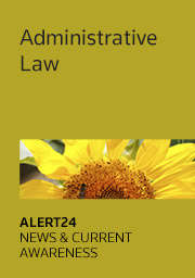 Alert24 - Administrative Law