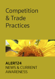 Alert24 - Competition & Trade Practices