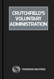 Crutchfield's Voluntary Administration Online