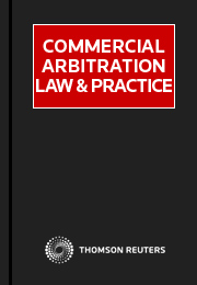 Commercial Arbitration Law & Practice