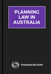 Planning Law in Australia Online