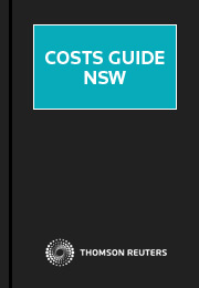 Costs Guide NSW Online