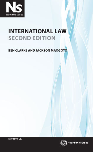 Nutshell: International Law 2nd edition
