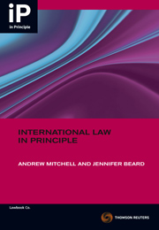 International Law: In Principle