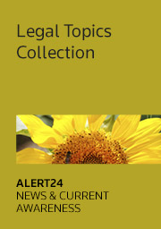 Alert24 - Legal Topics Collections