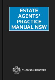 Estate Agents' Practice Manual NSW Online