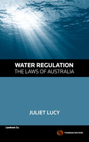 Water Regulation - The Laws of Australia
