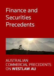 PPSA ApplicationAustralian Commercial Precedents: Finance and Securities Precedents -
