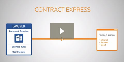 Video: Contract Express in Action Solutions for Law Firms