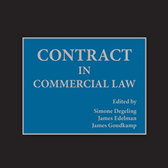 Contracts In Commercial Law